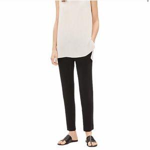 NWT Eileen Fisher 100% silk slip on pant  medium